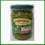 Зеленый горошек и иная плодово - овощная консервация