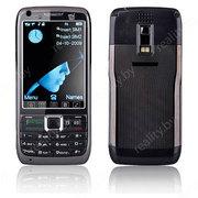 Мобильный телефон,  зарядное устройство и наушники