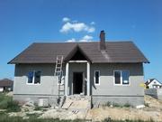 очистка покраска шиферных крыш