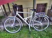 велосипед б/у фишер из германии