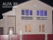 Жилой дом 2011 г.п. г. Кобрин. Блок / кирпич / шифер. 2 этажа. d150264