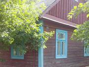 Жилой дом. г. Кобрин. Дерево / шифер. 1 этаж. Общ.-78, 7 кв.м. d150767