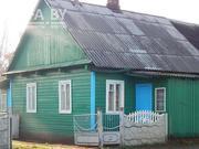 Жилой дом 1925 г.п. г. Кобрин. Брус / шифер. 1 этаж. d150908