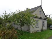Дом жилой. г. Кобрин. Шлакобетон/ черепица. 1 этаж. s111767