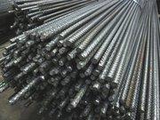 Арматура рифленая стальная.Лучшая арматура по всей Беларуси.