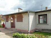 Жилой дом. Кобринский р. Щитовой,  облицован кирпичом / шифер. r161517