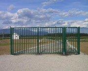 Калитки и ворота от производителя. Доставка в Кобрин.