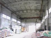 Ангар Ж/Б для производства или склада