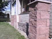 Декоративные рваные кирпичи,  блоки, узорчатая плитка тротуарная.и др.