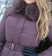 Зимнее пальто,  пуховик (Кобрин)